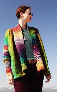 laine-multicolore-cardigan-tricot