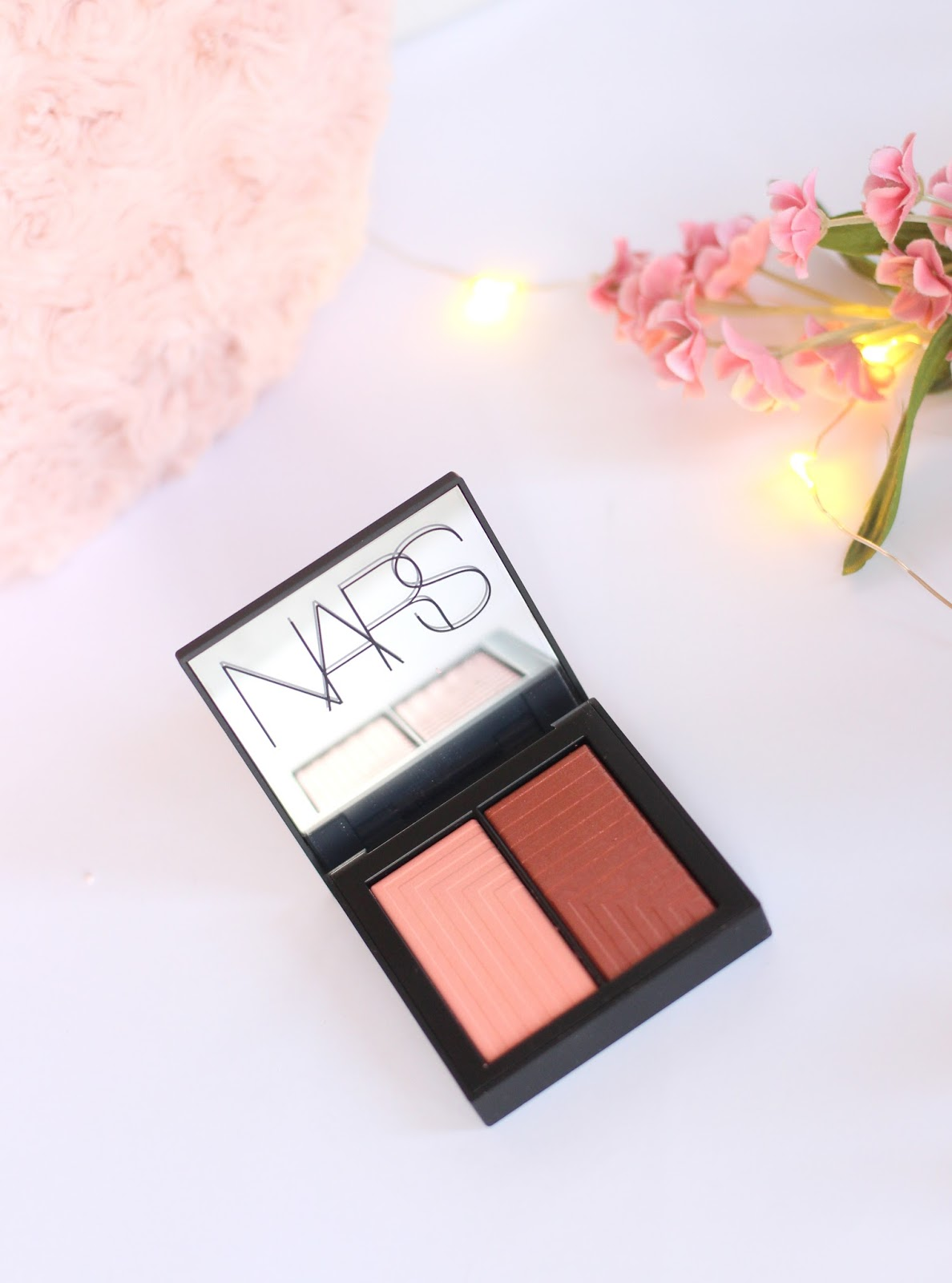 NARS Dual Intensity Blush in 'Fervor'