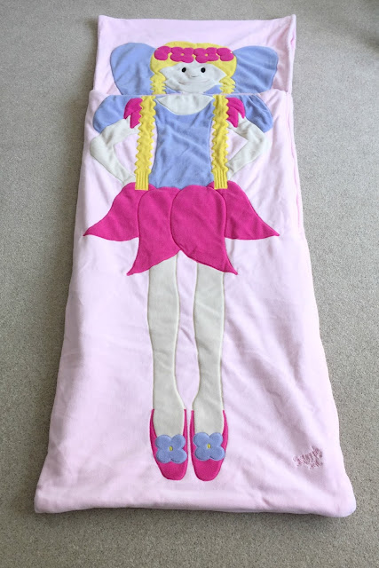 snuggle sac fairy design