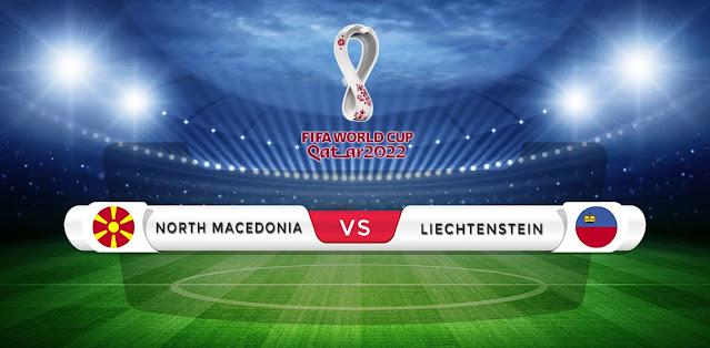 North Macedonia vs Liechtenstein Prediction & Match Preview