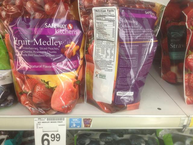 Fruit Medley, Safeway Kitchens, 2 lb - Safeway
