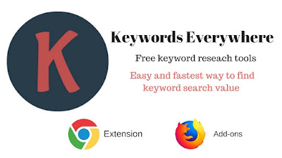 Free keyword research tool | Keywords Everywhere