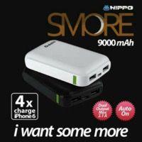 POWERBANK HIPPO SMORE 9000MAH