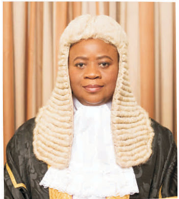 Nigerian Senate confirms Dongban-Mensem as president of appeal court