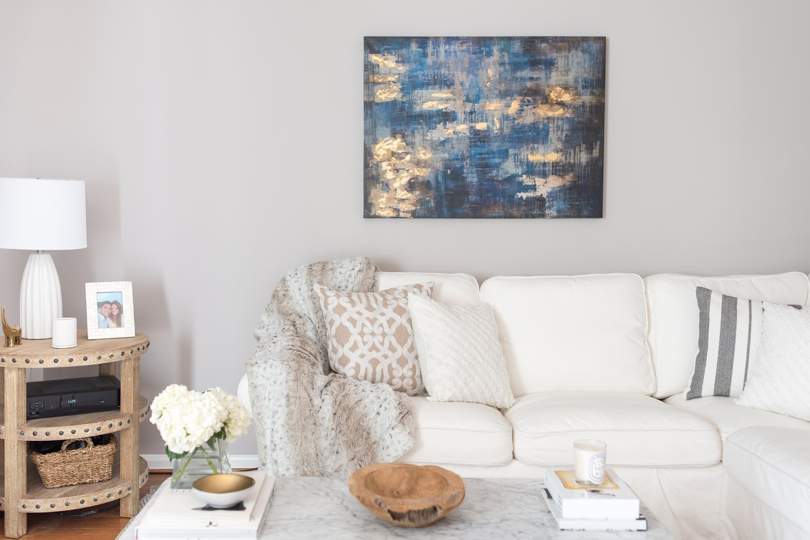 AllyCog: Living room makeover with Havenly -- The reveal