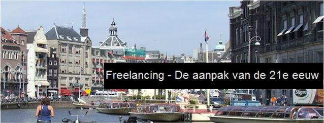 thuiswerken freelancing