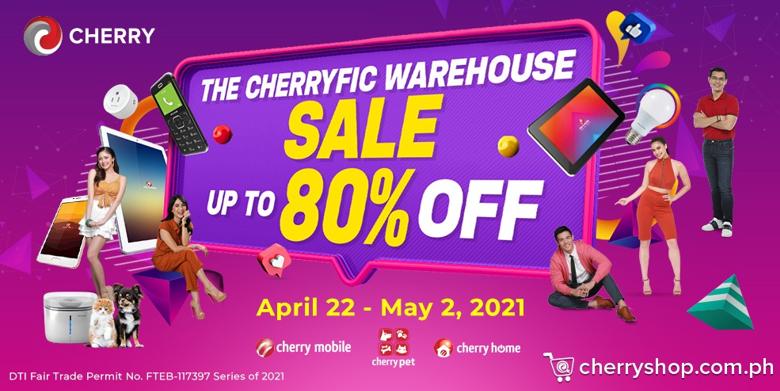 The Cherryfic Warehouse Sale