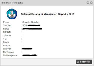 Manajemen Dapodik 2015