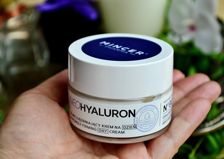 Mincer Pharma NeoHyaluron Silnie ujędrniający krem na dzień  N°901 - recenzja