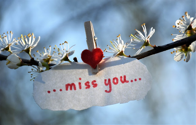 Best Missing Status for Someone you love in English