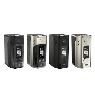 Wismec RX300, 2 Stickers Are Available !