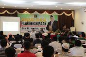Wartiah Berikan Pemahaman Empat Pilar Kebangsaan di Lombok Timur