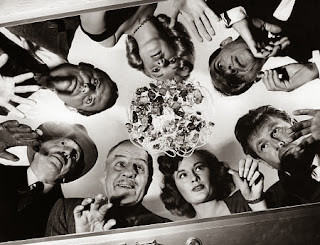 The Asphalt Jungle 1950 publicity photo