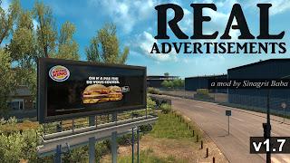 ets 2 real advertisements v1.7