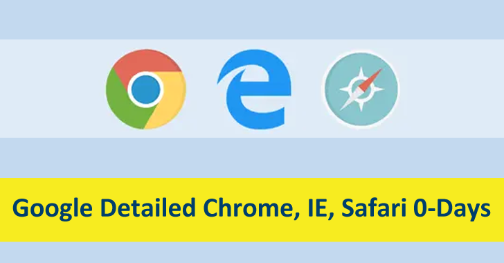 Google Explained 4 0-Day Bugs Exploited Recently in Wide Against Chrome, IE, Safari