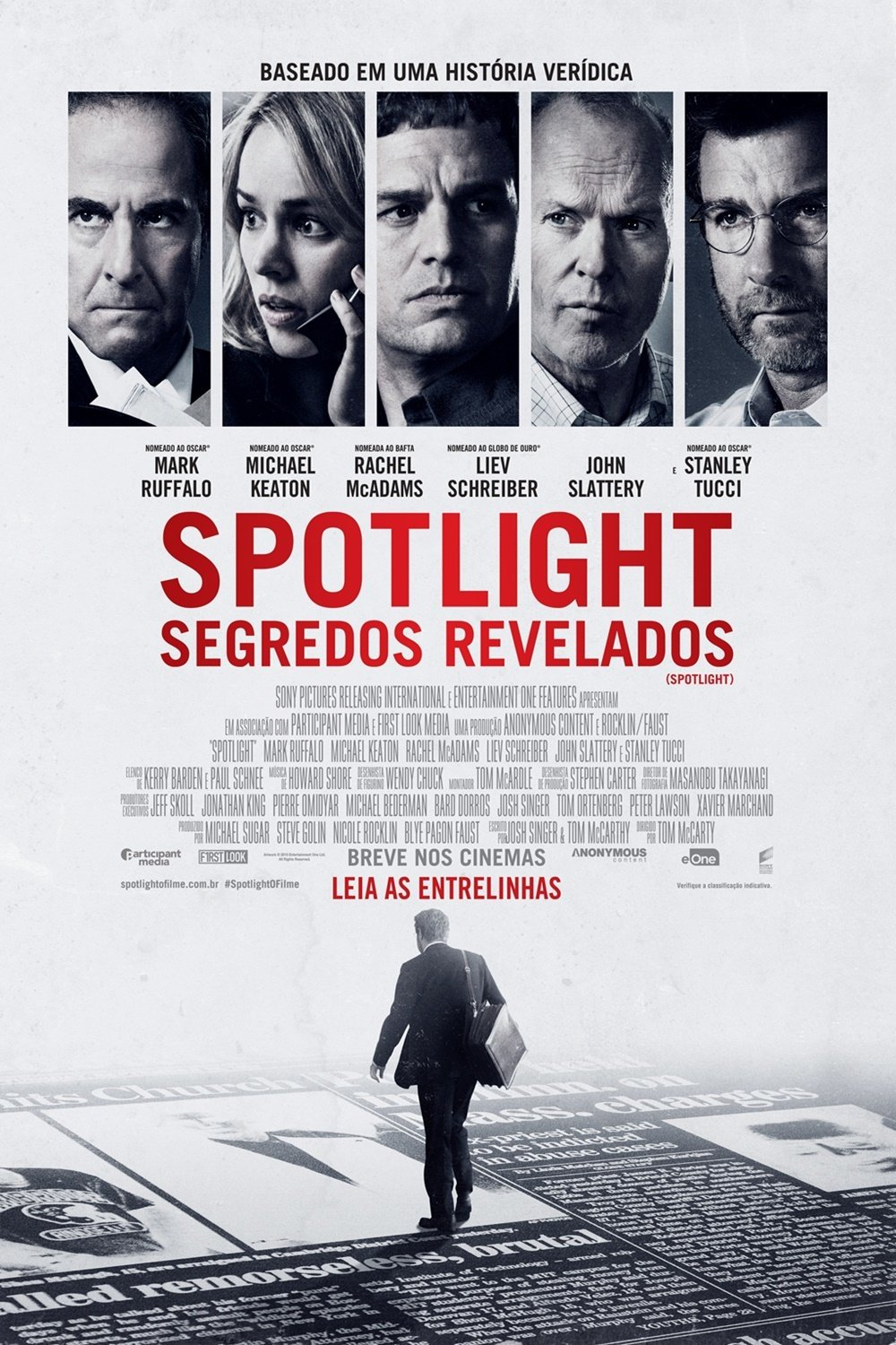 Spotlight: Segredos Revelados – Legendado (2015)
