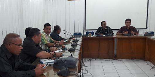DPRD Kabupaten Serdang Bedagai Pelajari Transaksi Non Tunai ke ke DPRD Kota Padang