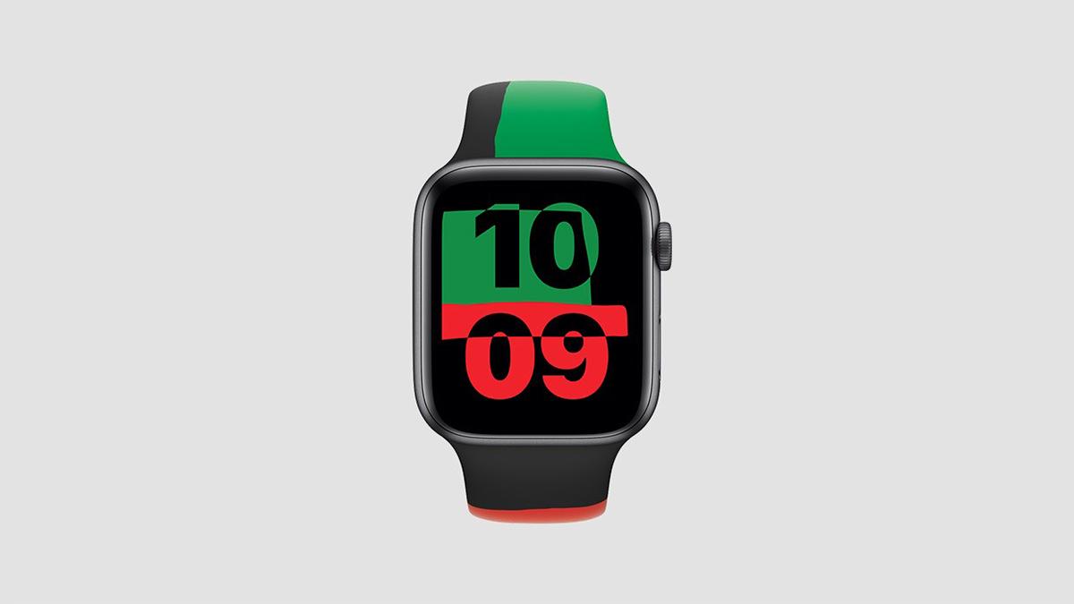 تحديث Apple watchOS 7.3
