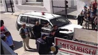 العاصمة: العثور على عون امن مقتــ ـول يشتبه في انتحاره داخل مقر عمله بطلق ناري