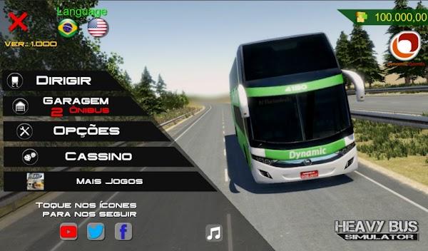 Heavy Bus Simulator Mod v1.071 (Mod Money) APK