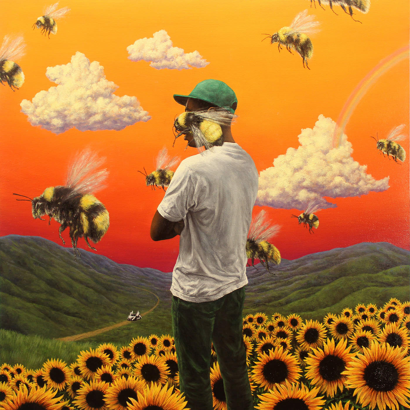 Tyler, the Creator - Boredom - Single Cover