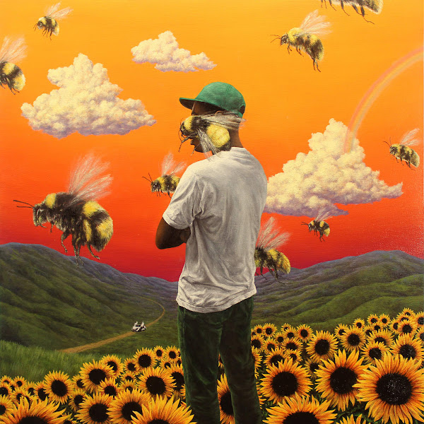 Tyler, the Creator - Boredom - Single Cover