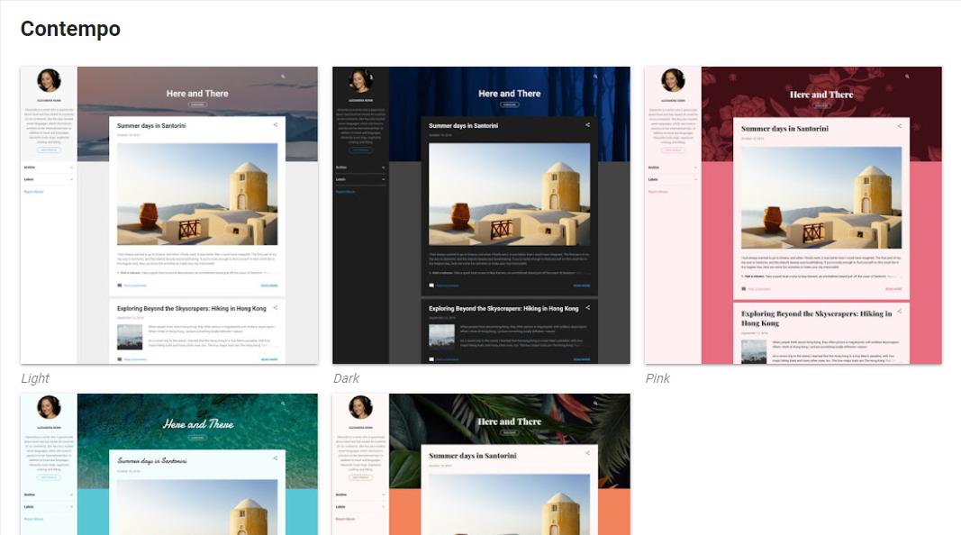 Template Blogger Langganan Diterima Google Adsense