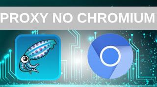 DominioTXT - Chromium Proxy Linux