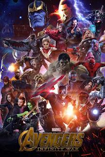 Vingadores: Guerra Infinita Legendado Online