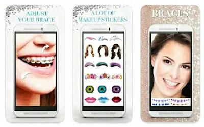 Aplikasi Braces Photo Editor – Beauty editor