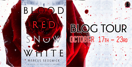 FFBC: Welcome to the club, Blood Red Snow White by Marcus Sedgwick