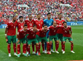 مشاهدة مباراة المغرب وزامبيا