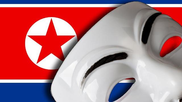 Anonymous Hackers claim to breach North Korean site Uriminzokkiri