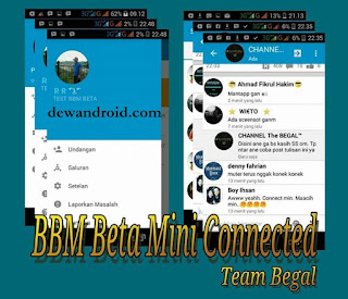 Instal BBM1 + BBM2 Official Versi Beta Based 2.9.0.0.1.217 apk