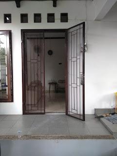 pintu kawatnyamuk bintaro