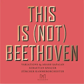 Arash Safaian: This is (not) Beethoven - Modern Recordings