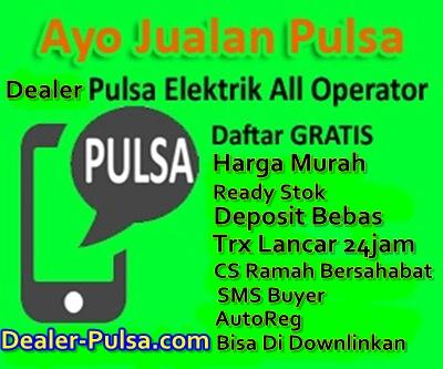 Cara Menjadi Master Dealer Pulsa Elektrik Termurah Dealer Pulsa Elektrik Gratis