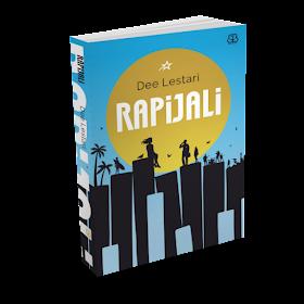 Rajipali, Novel Terbaru Dee Lestari Terbit Februari 2021