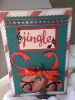 Fantabulous Cricut Challenge Blog: Challenge Me Monday - #141 Bells Are Ringing