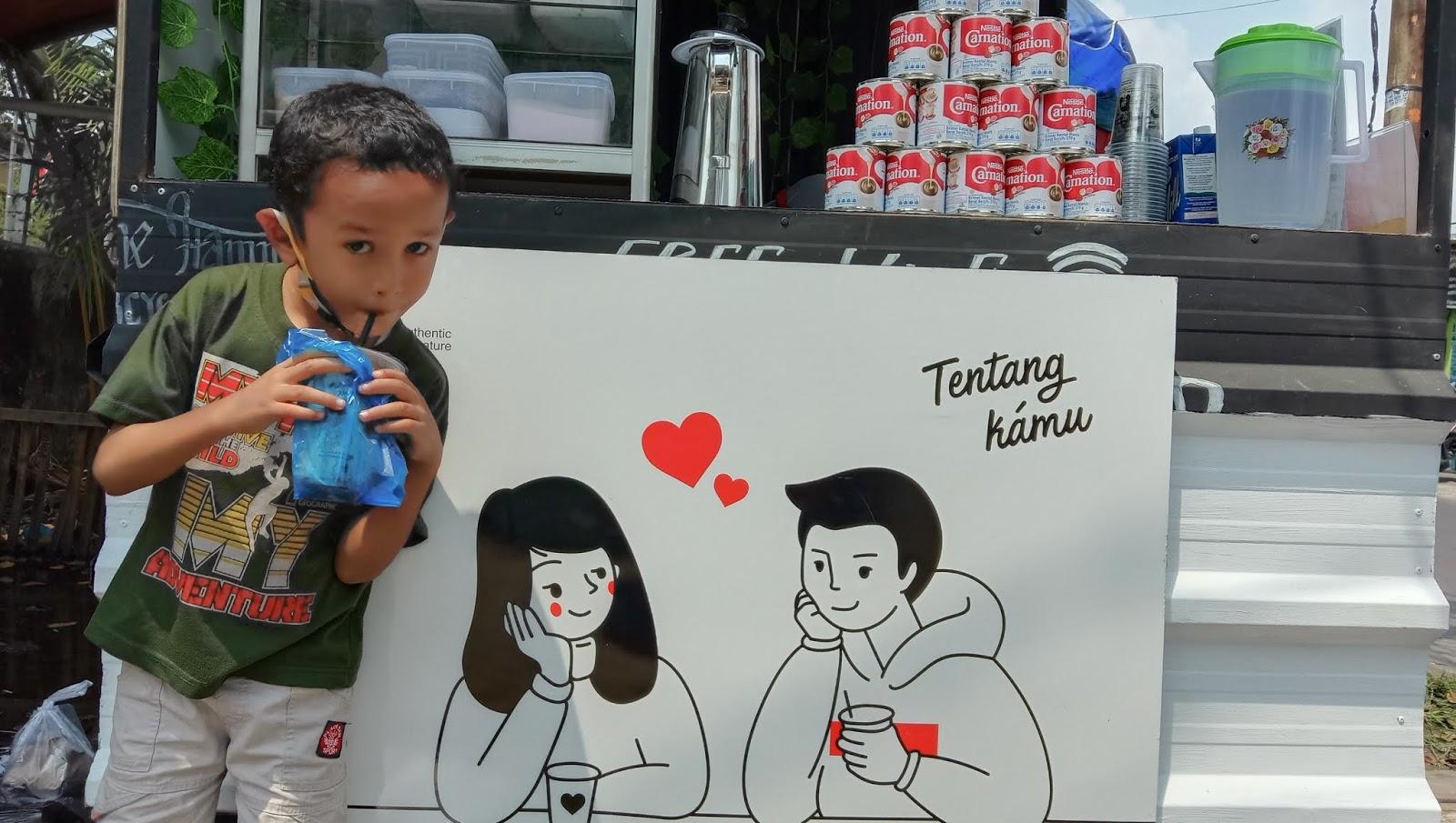 Tentang Kamu Drink, Minuman Kekinian di Hati Milenial
