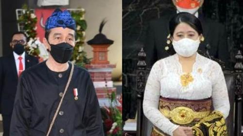 Pengamat UI: Baju Adat Jokowi dan Puan Maharani Bermakna Perpaduan Hadapi Pandemi Covid-19