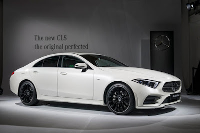 Mercedes Benz CLS Class 2018 Review, Specs, Price