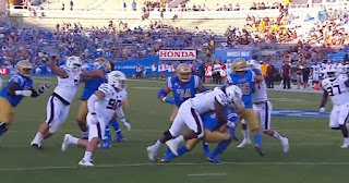 Arizona state vs UCLA | NCAA week 9 match picture | college football