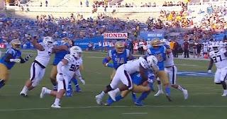 Arizona state vs UCLA | NCAA week 9 match picture | college football