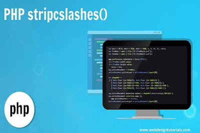 PHP stripcslashes() Function