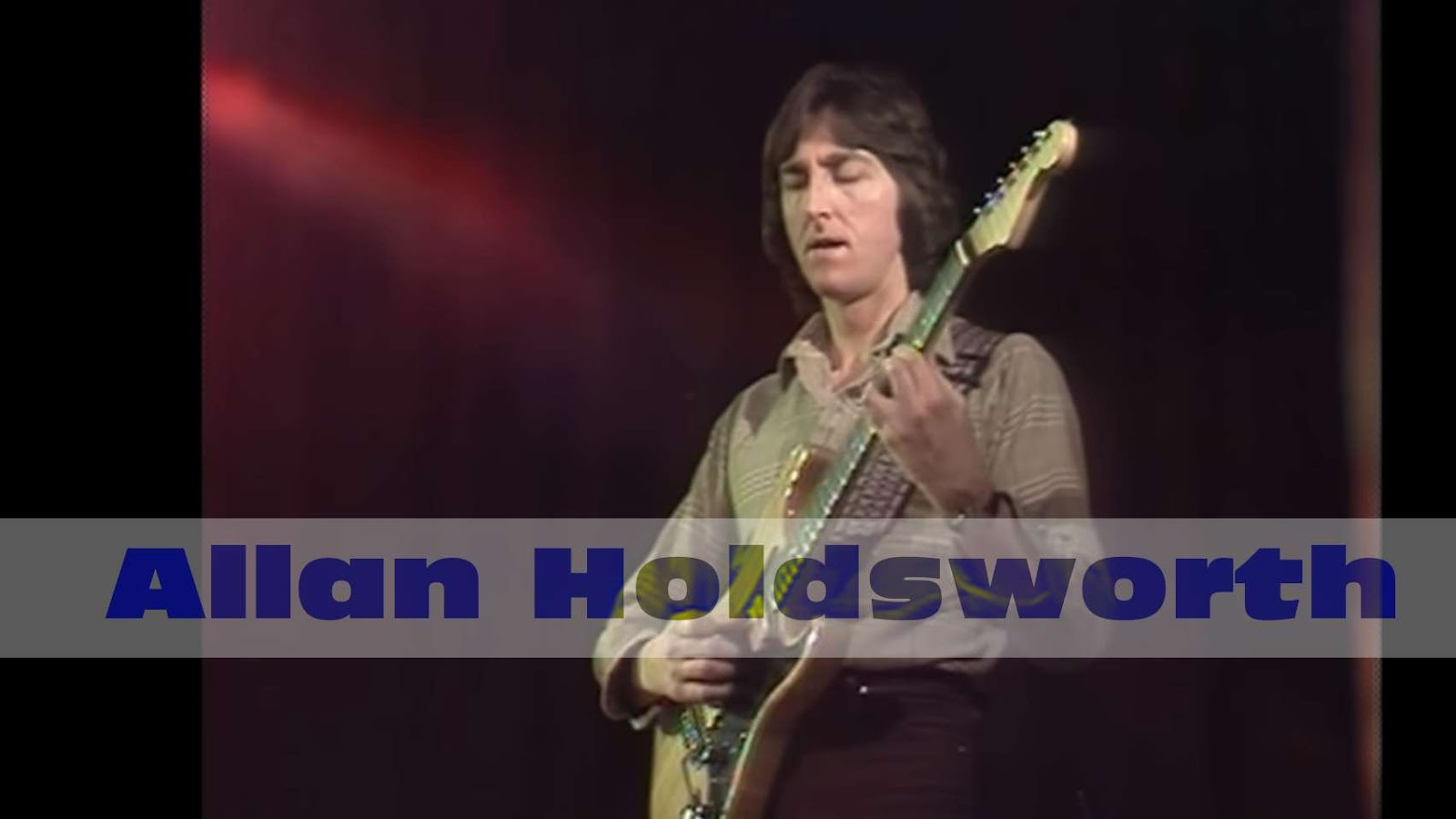 Allan Holdsworth Allan Holdsworth Bruford Beelzebub Forever Until