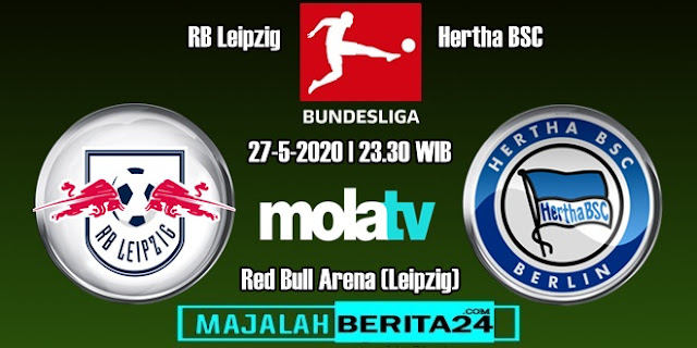 Prediksi RB Leipzig vs Hertha BSC