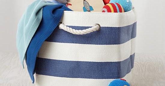 Sweet Little Nursery 5 Modern Baby Shower Gift Baskets
