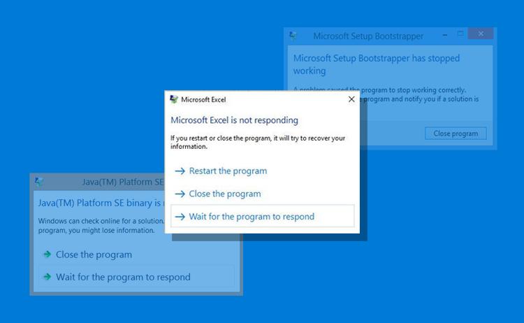 laptop not responding atau berhenti secara datang 7 Penyebab Laptop Not Responding, Bagaimana Cara Mengatasinya?