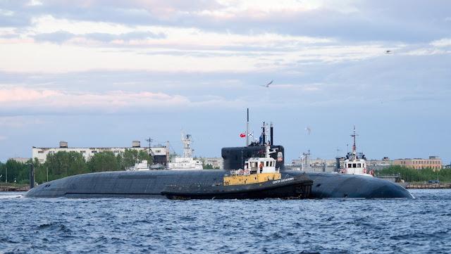 La Armada de Rusia recibirá este mes el primer submarino estratégico del proyecto actualizado Boréi-A